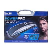 Bauer Power Pro - Professional grooming kit - Carry Case